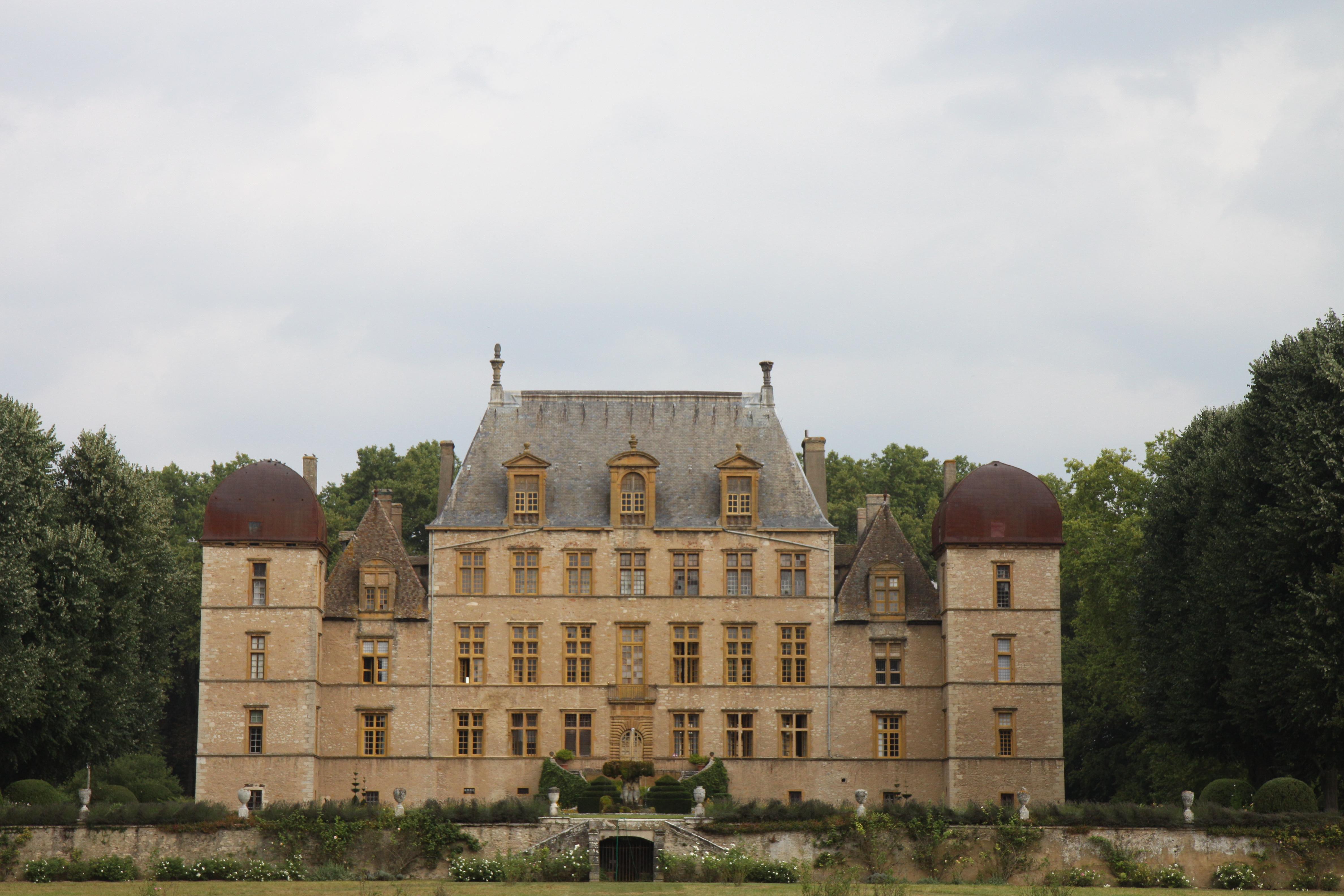 La Dombes d'étangs et de châteaux
