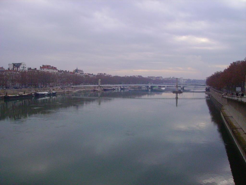 Rhône ou Saône