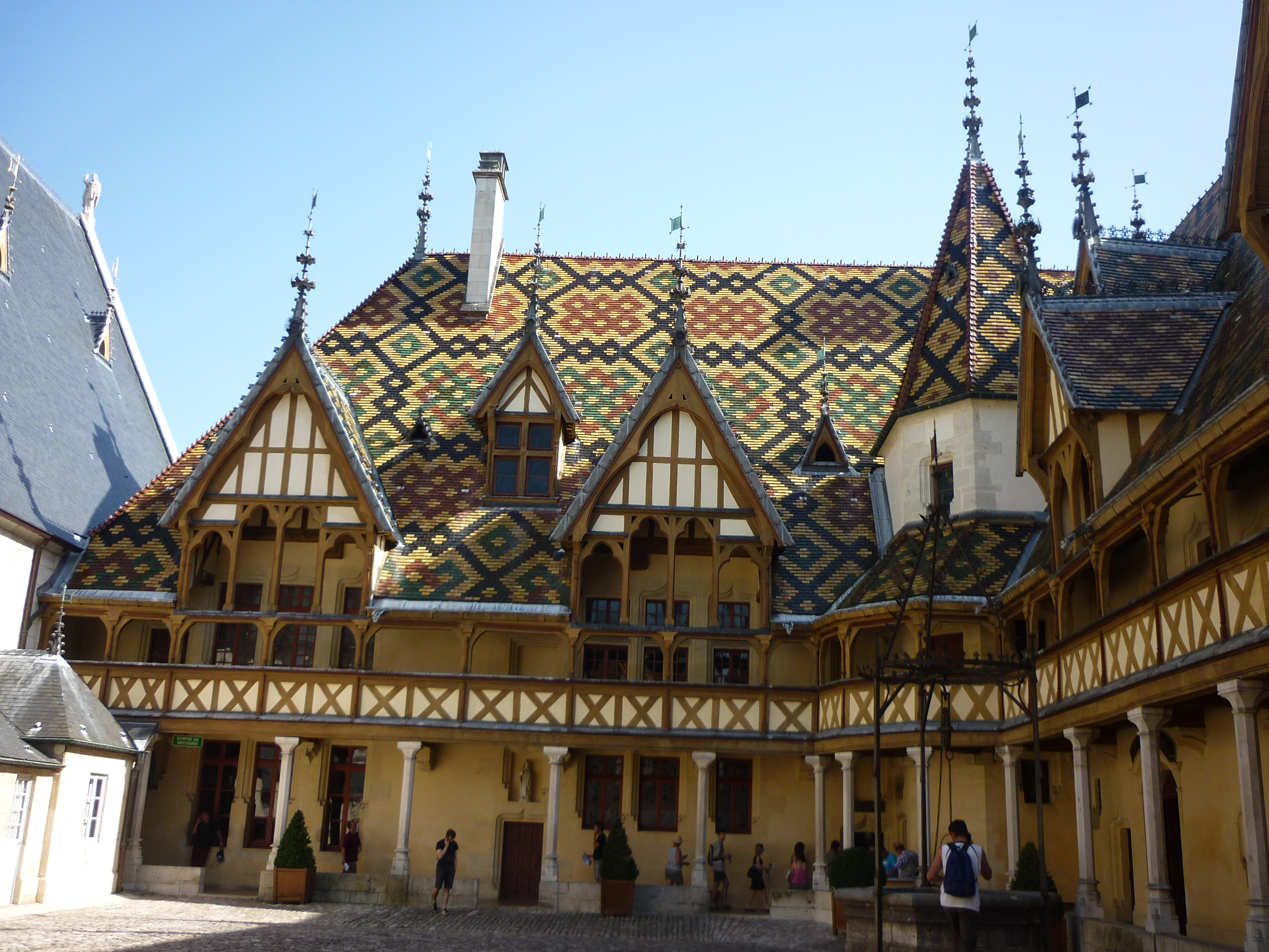 Hospices de Beaune Bourgogne
