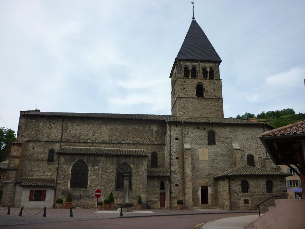 Beaujeu église Saint Nicolas